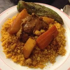 recette cuisine couscous tunisien couscous tunisien au bœuf recette de couscous tunisien au bœuf par