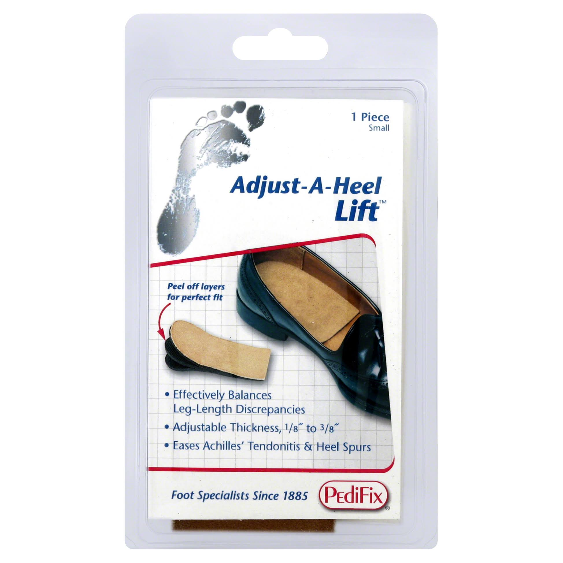 Pedifix Adjust A Heel Lift - Small