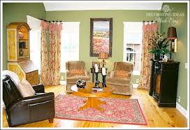 Country Living Room Ideas Colors French
