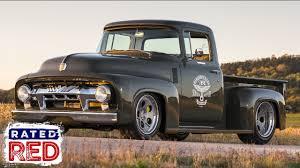 "RingBrothers 1956 Ford F100 ""Clem 101"" | SEMA Showcase - YouTube"