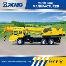 100 Truck Mounted Cranes China XCMG Official Manufacturer Qy20b 5 20ton Crane