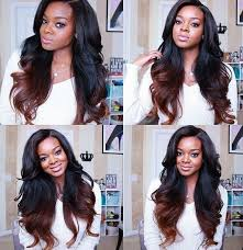 At Home Ombre Hair Women Black Hairstyle Pics
