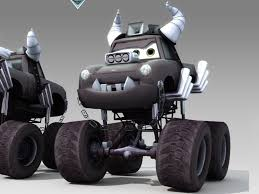 100 Monster Truck Mater Count Spatula Cars Video Games Wiki FANDOM Powered By Wikia