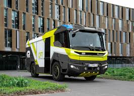 100 Cost Of A Fire Truck Volvo Penta To Develop Electric Driveline For Rosenbauer Fire Truck