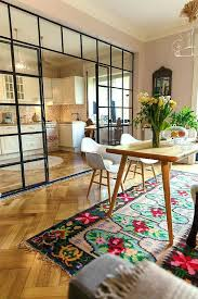 Divider Between Kitchen And Living Room Beautiful In La Home Image Design