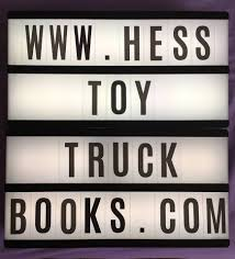100 Hess Toy Truck Values Books Posts Facebook