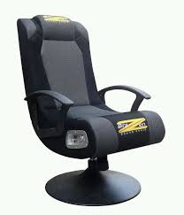 Extreme Sound Rocker Gaming Chair by Swish Ace Bayou Video Rocker Stripe Gaming Chair Review Rocker