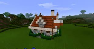 Cool Small Minecraft Houses Furthermore Survival House Fancy In Dutch On Home Depot Christmas Decorations