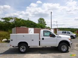 2015 Ford F350 Super Duty XL Regular Cab 4x4 Utility In Oxford White ...