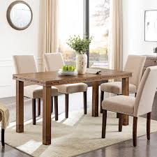 100 Living Room Table Modern Righon Rustic Industrial Dining Farmhouse Brown
