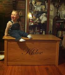 oak toy box toy chest oak blanket chest woodtoybox com
