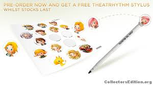 Final Fantasy Theatrhythm Curtain Call Best Characters by Collectorsedition Org Theatrhythm Final Fantasy Curtain Call