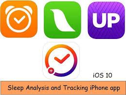 Best Sleep analysis iPhone apps Sleep Tracking Health App patible