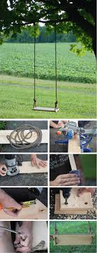 18 Easy Backyard Projects To DIY With The Family | Backyard Play ... Outdoor Play With Wooden Climbing Frames Forts Swings For Trees In Backyard Backyard Swings For Great Times Chads Workshop Swing Between 2 27 Stunning Pallet Fniture Ideas Youll Love Beautiful Courtyard Garden Swing Love The Circular Stone Landscaping Playful Kids Tree Garden Best 25 Small Sets Ideas On Pinterest Outdoor Luxury Trees In Architecturenice Round Shaped And Yellow Color Used One Rope Haing On Make A Fun Ground Sprinkler Out Of Pvc Pipes A Creative Summer