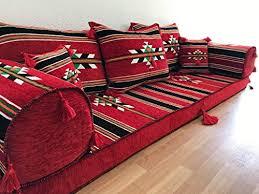 orientalische sitzecke orientalisches sofa bodenkissen
