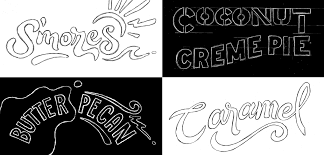 Dunkin Donuts Summer Of Coffee Gulla Studio Design Illustration