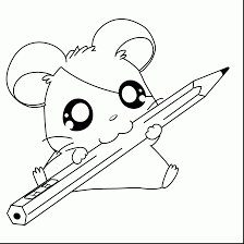 Cute Printable Coloring Pages Animals