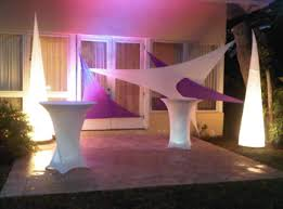 Wel e to the one stop shop for party rentals in Miami