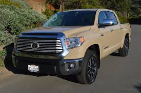 2017 Toyota Tundra 4×4 Limited Crewmax Review | Car Reviews And News ...