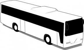 Travel Trip Bus Clip Art Vector