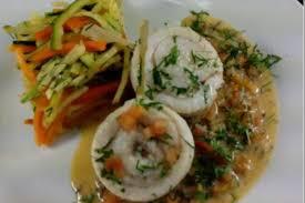 cuisiner merlan recette de i chef pro filet de merlan façon dugléré julienne de