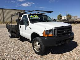 F450 Flat Bed Truck - Dogface Heavy Equipment Sales