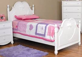Children Girl Twin Bed