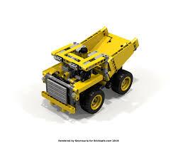 100 Lego Mining Truck 42035 Bricksafe
