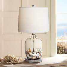 Lamp Shades For Table Lamps At Walmart by Table Lamps Magnificent Fillable Glass Lamp Base Glass Fillable