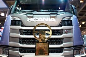 "Scania Named ""Truck Of The Year 2017"" In Russia 
