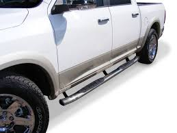 4 In. + 15 Degree Side Bars Big Country Truck Accessories 39420366 ...