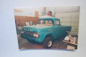 100 59 Ford Truck Projects New Project 19 F100 Short Box Shop Truck The HAMB