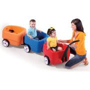 Step2 Roller Coasters Wagons U0026 by Step2 Up U0026amp Down Roller Coaster With 10 Feet Long Track