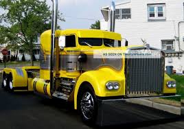 100 Show Semi Trucks 1980 Kenworth Truck