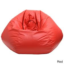 Gold Medal Small Leather-look Vinyl Bean Bag (Red)   Products ... Fatboy Point Beanbag Ideas Of Leather Bean Bag Loccie Better Homes Gardens Connie Armchair Accent Pillow Stool Set 3 Pack Vintage Blue Mcombo Barcelona Chair Waiting Room Reception Office Salon Leisure Lounge Ottoman Fniture Steel Frame 7107 Channeled Accent Chair Rust Worldplus Home Irvine World Plus Monterey Lounger Lexington Living Claudia Cocktail Ll749344 Amazoncom Lewis Interiors Handcrafted Designer Mid Century Normann Cophagen Circus Pouf Rust Bgere And Outdoor Pouf 032 Double Roda