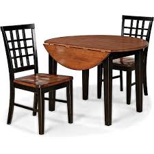 Imagio Home Arlington 3-Piece Drop Leaf Dining Set, Black ... Modern Rustic 5piece Counter Height Ding Set Table With Storage Shelves Arlington House Trestle With 2 Upholstered Host Chairs Side And Bench Slat Back All Noble Patio Round Wicker Outdoor Multibrown Details About Delacora Webd48wai 5 Piece Steel Framed Barnwood Conference Room Tables 10 Styles To Choose From Ubiq Imagio Home 3piece Drop Leaf Black Leg 4 Best Spring Brunches Argos Tribeca Oak Two Farmhouse Pine Action Charcoal Liberty Fniture Industries Spindle Chair Of