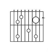 Picasso Metal Garden Gate 3ft High Garden Gates Direct