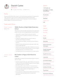 ESL Teacher Resume Sample & Writing Guide | Resumeviking.com 24 Breathtaking High School Teacher Resume Esl Sample Awesome Tutor Rponsibilities Esl Writing Guide Resumevikingcom Ammcobus Resume Objective For English Teacher English Example Shows The Educators Ability To Beautiful Language Arts Examples By Real People Example Child Care Samples Velvet Jobs Template Cv Free Templates New Teaching Position Cover Letter By Billupsforcongress For Fresh Graduate In