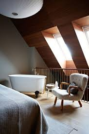 Bathtub In The Bedroom