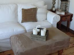 Couch Chair And Ottoman Covers by Ottoman Exquisite Ottoman Cover The Long Awaited Home No Sew