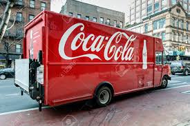 New York, February 6, 2017: A Coca-Cola Truck Is Pulling Into ... Cacola Christmas Truck Tour 2017 Every Stop And Date Of Its Uk The Has Come To Cardiff Hundreds Qued See Bah Humbug Will Skip Lincoln This Year See The Truck Holidays Are Coming Yulefest Kilkenny Metropole Market 10 Things Not Miss Coca Cola Rc Trucks Leyland Tamiya 114 Scale Is Rolling Into Ldon To Spread Love Wallpapers Stock Photos Hits Building In Deadly Bronx Crash Delivering Happiness Through Years Company Lego Ideas Product Ideas Mini Lego