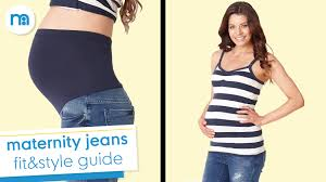 blooming marvellous maternity jeans fit and style guide youtube