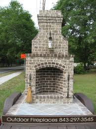 Patios Outdoor Fireplaces Kitchens and Patios in Charleston SC