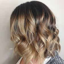 If You Want To Go For A Subtle Fade Of Dark Roots Into Lighter Ends Or Drastic Light Multi Dimensional This Look Will Be