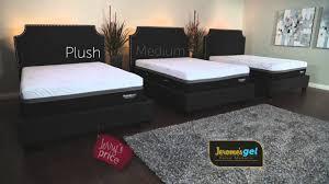 Jeromes Bedroom Sets by Jerome U0027s Estate Gel Mattress Youtube