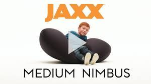 Jaxx Medium Nimbus Spandex Bean Bag Chair For Teens