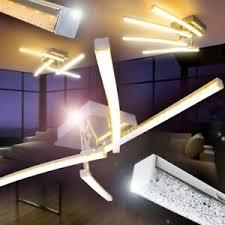 details zu led deckenleuchte design küchen strahler deckenle flur wohnzimmer le 4x3 w