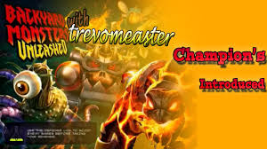 Backyard Monsters: Unleashed  Champions Introduced - YouTube Backyard Monsters Base Creation Help Check First Page For Backyard Monster Yard Design The Strong Cube Youtube Good Defences For A Level 4 Town Hall Wiki Making An Original Game Is Hard Yo Kotaku Australia Android My Monsters And Village Unleashed Image Of 11 Strange Glitch Please Read Discussion On Image Monsterjpg Fandom Storage Siloguide Powered By Wikia