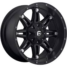 Amazon.com: Fuel Hostage Matte Black Wheel (20x10