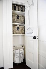 Quick Easy Linen Closet Makeover